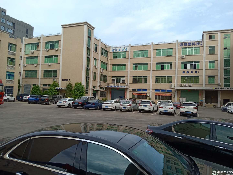 平湖华南城工业园2000平一二楼厂房仓库小面积300平方分租
