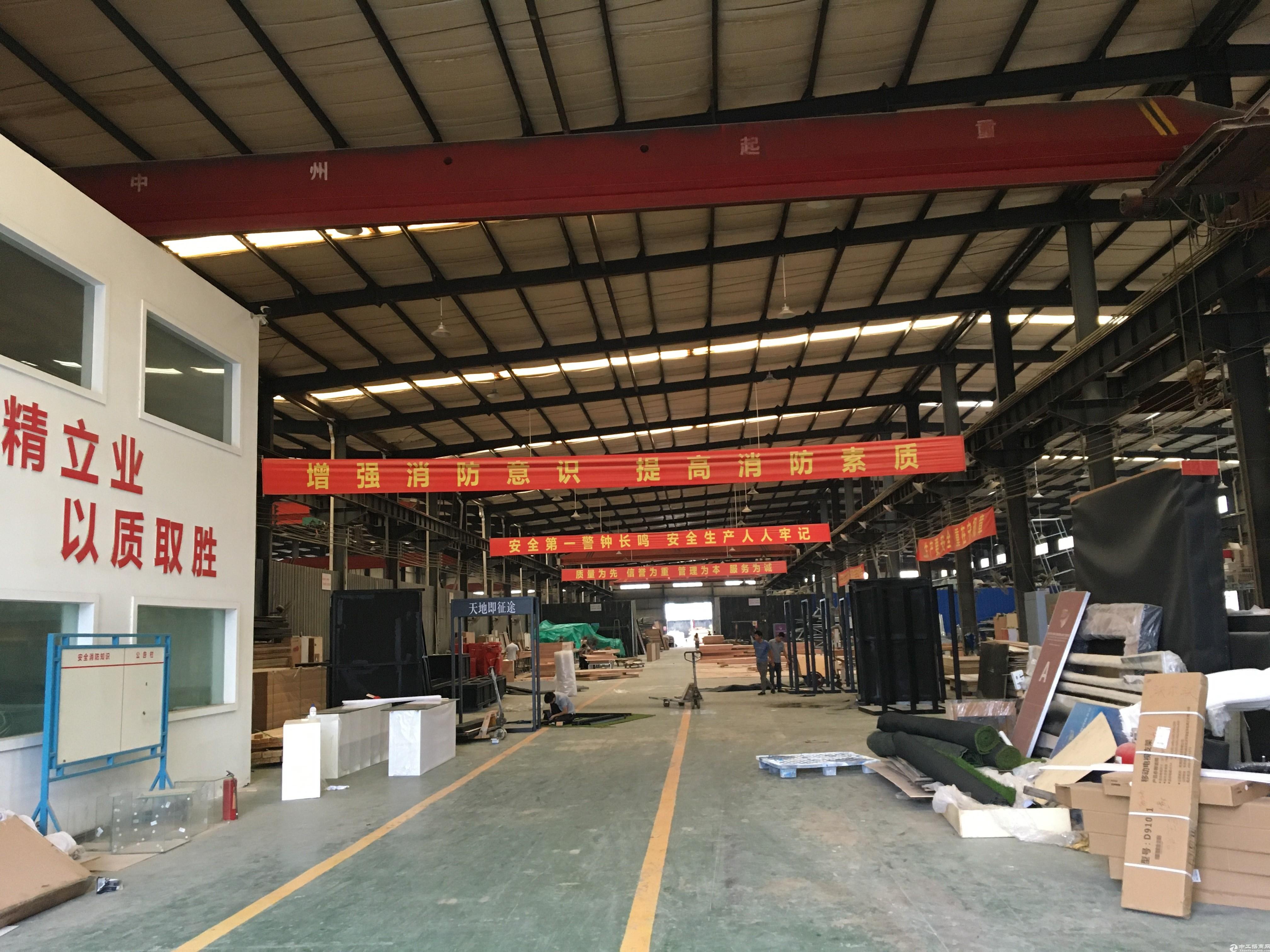 青白江大同工业区5600平米厂房出租价格便宜可办证