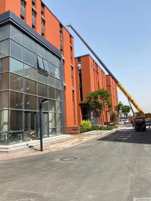 环京区域定兴1200平米产业园出售大产权可分期贷款环评