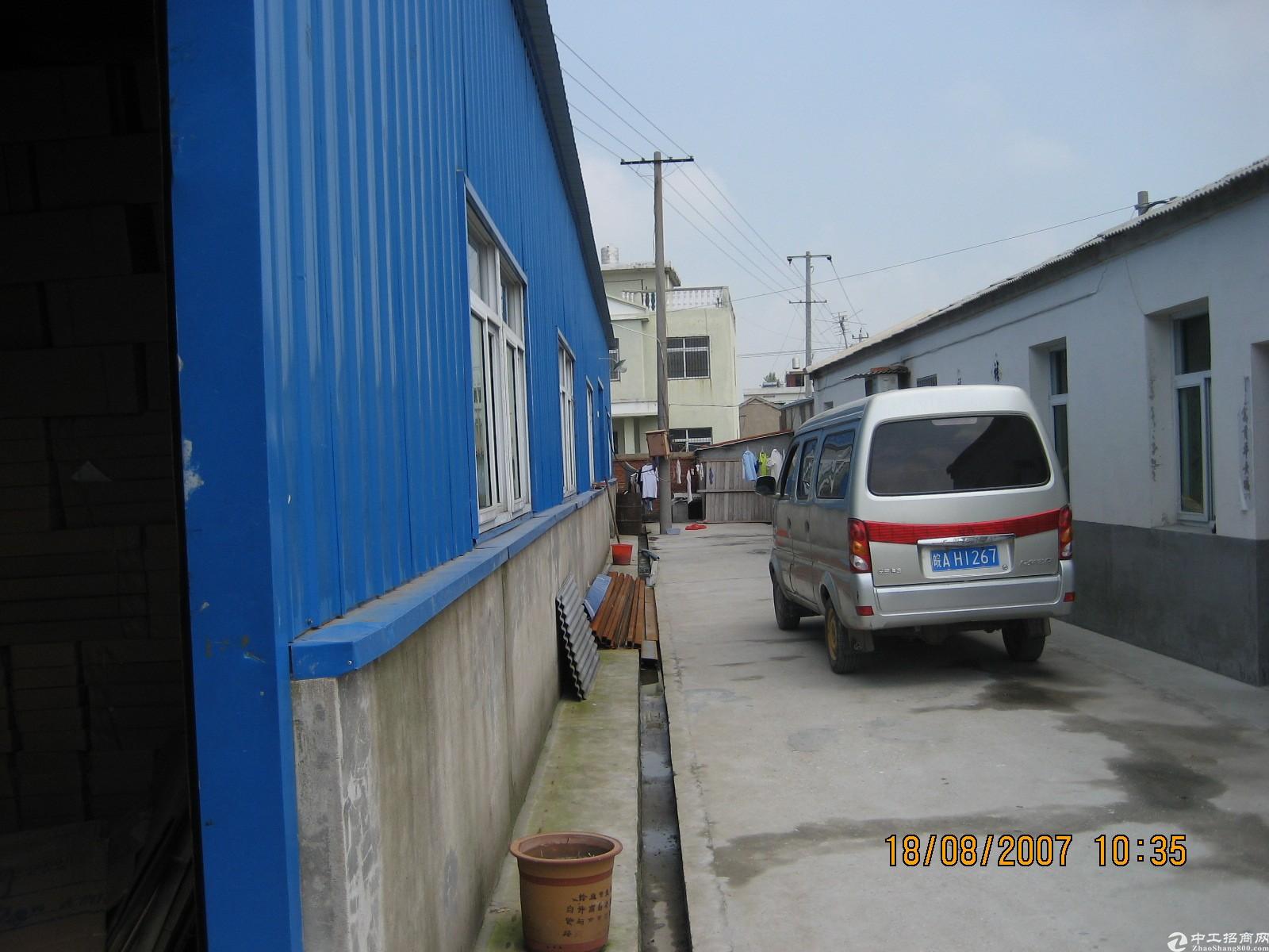 厂房仓库出租1200平米,东风大道有物流露天场地