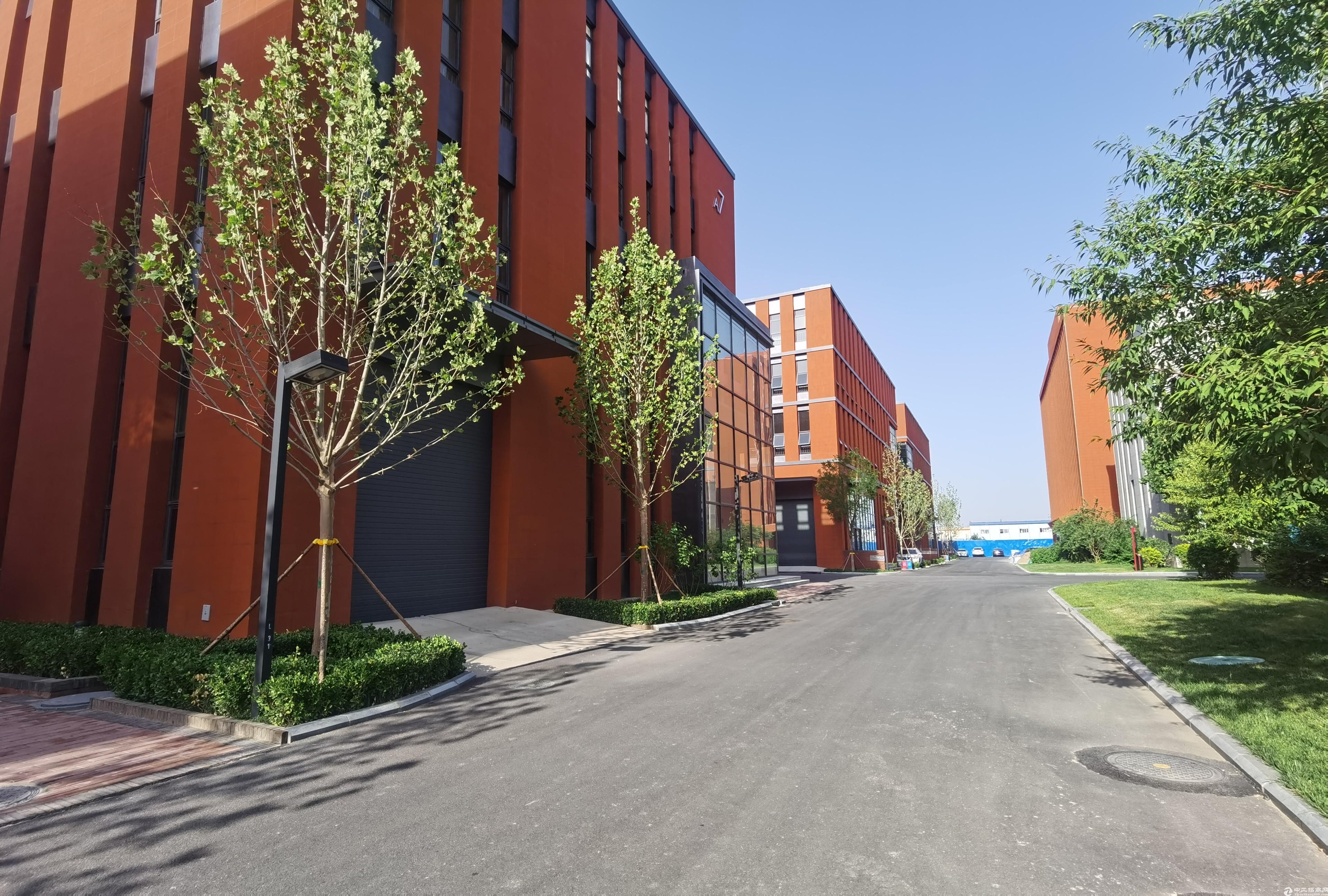环京区域定兴2600平米产业园出售可分期贷款环评