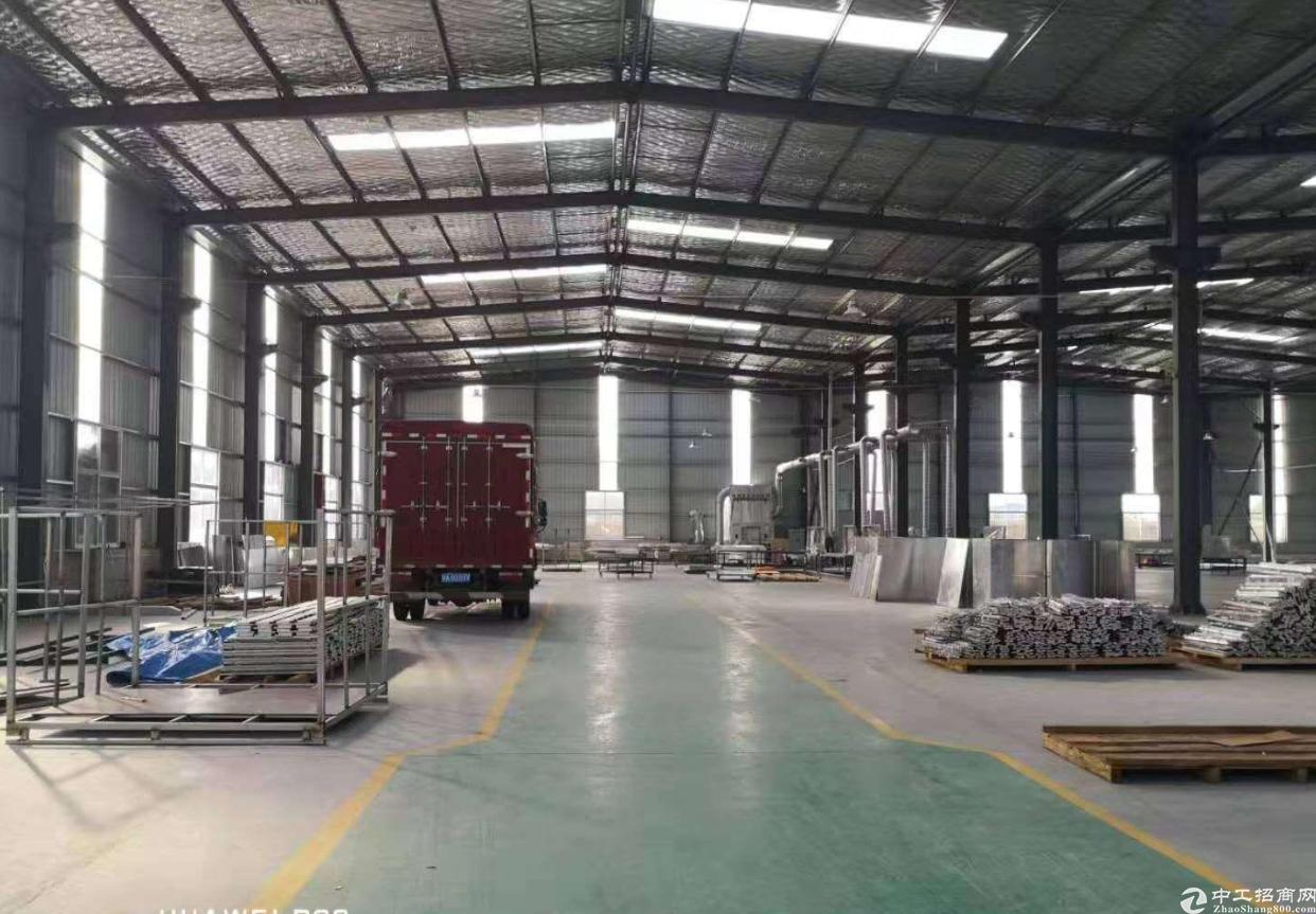三桥钢结构厂房出租可生产加工能办环评