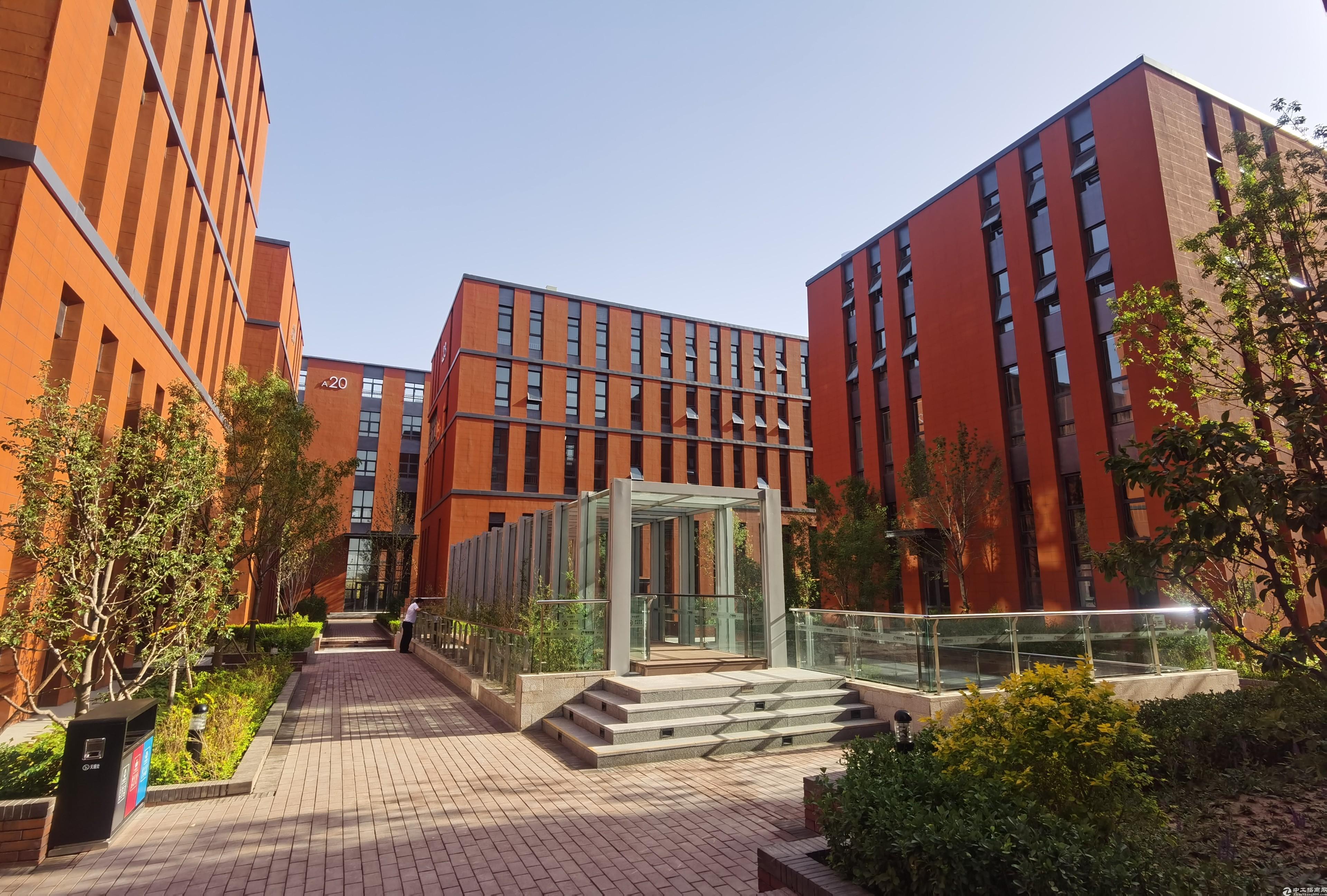 环京区域1200平米大产权标准厂房出售可分期贷款环评