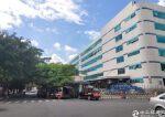 南山科技园12万平方独院厂房出租一楼层高8.8米带牛角