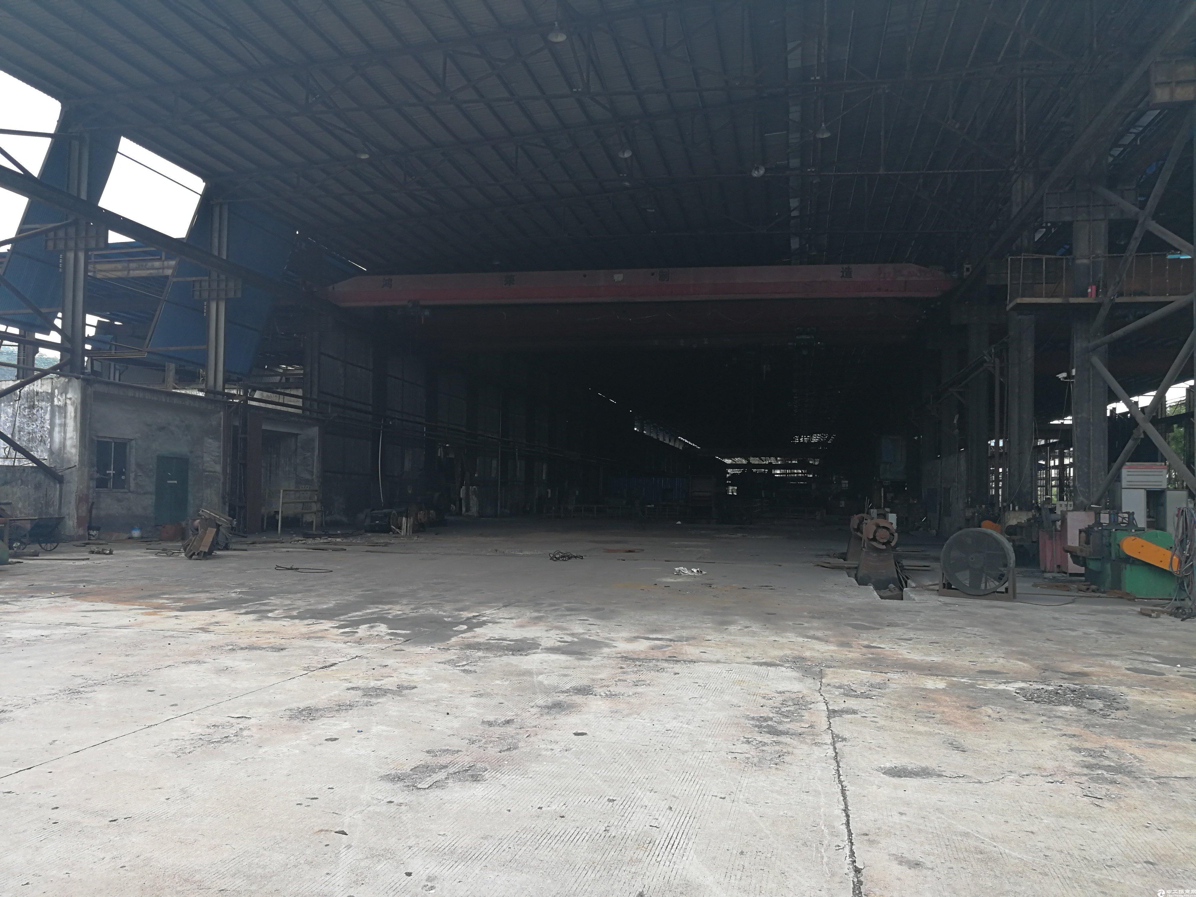 广州番禺工业园3100平独门独院仓库出租,可分租
