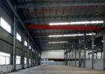 长丰县朱巷4000㎡工业厂房出租,园区功能设备完善