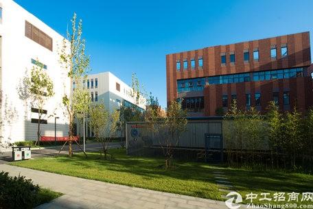 北京周边1700平米独栋厂房正规园区可落户环评