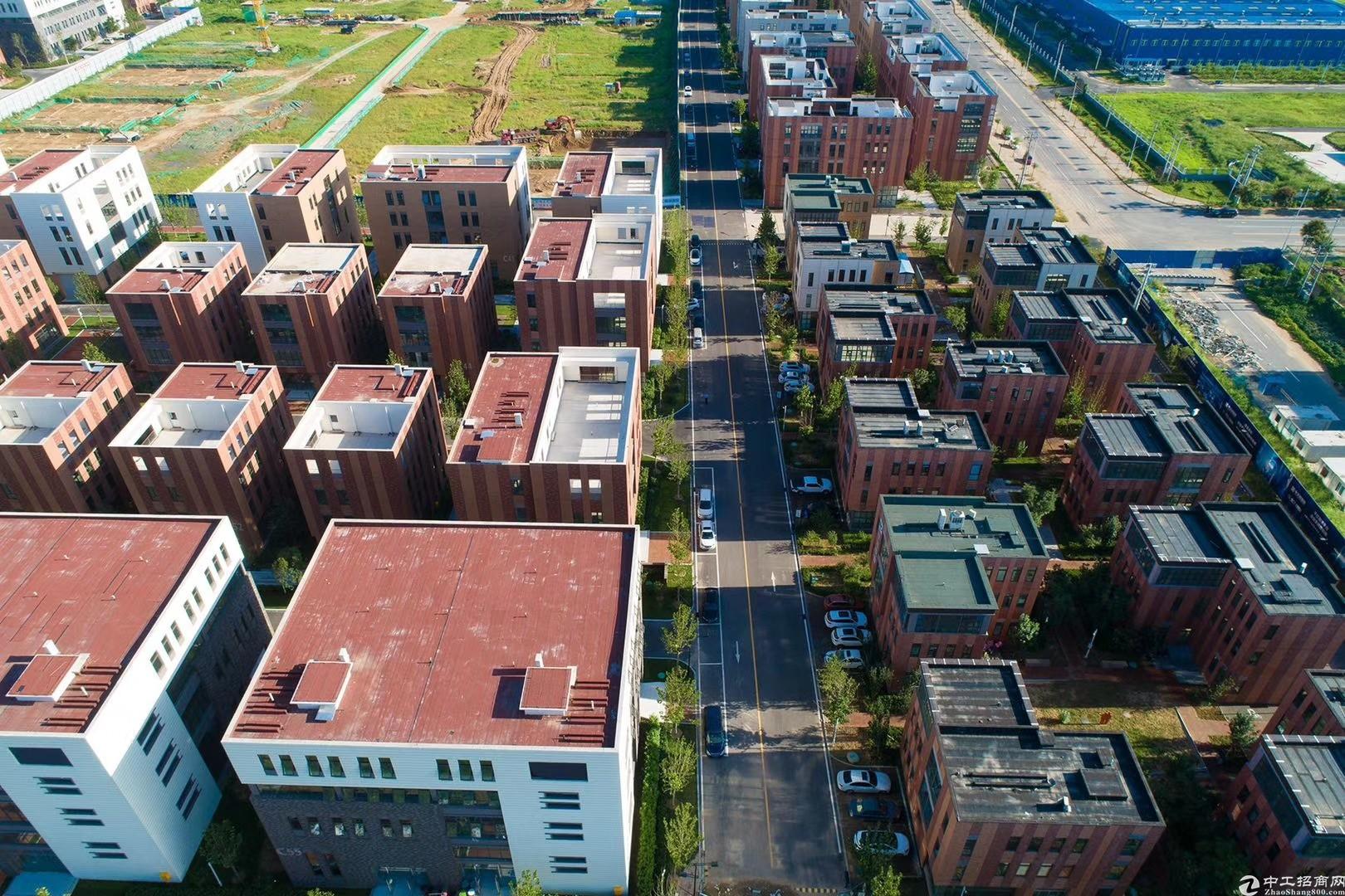 隆基泰和涿州和谷产业园独栋厂房办公楼出售