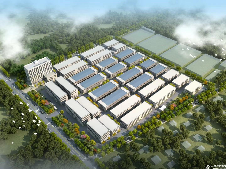 (苏南绝版)全新单层钢结构厂房出售,开发商直售,紧临高速口