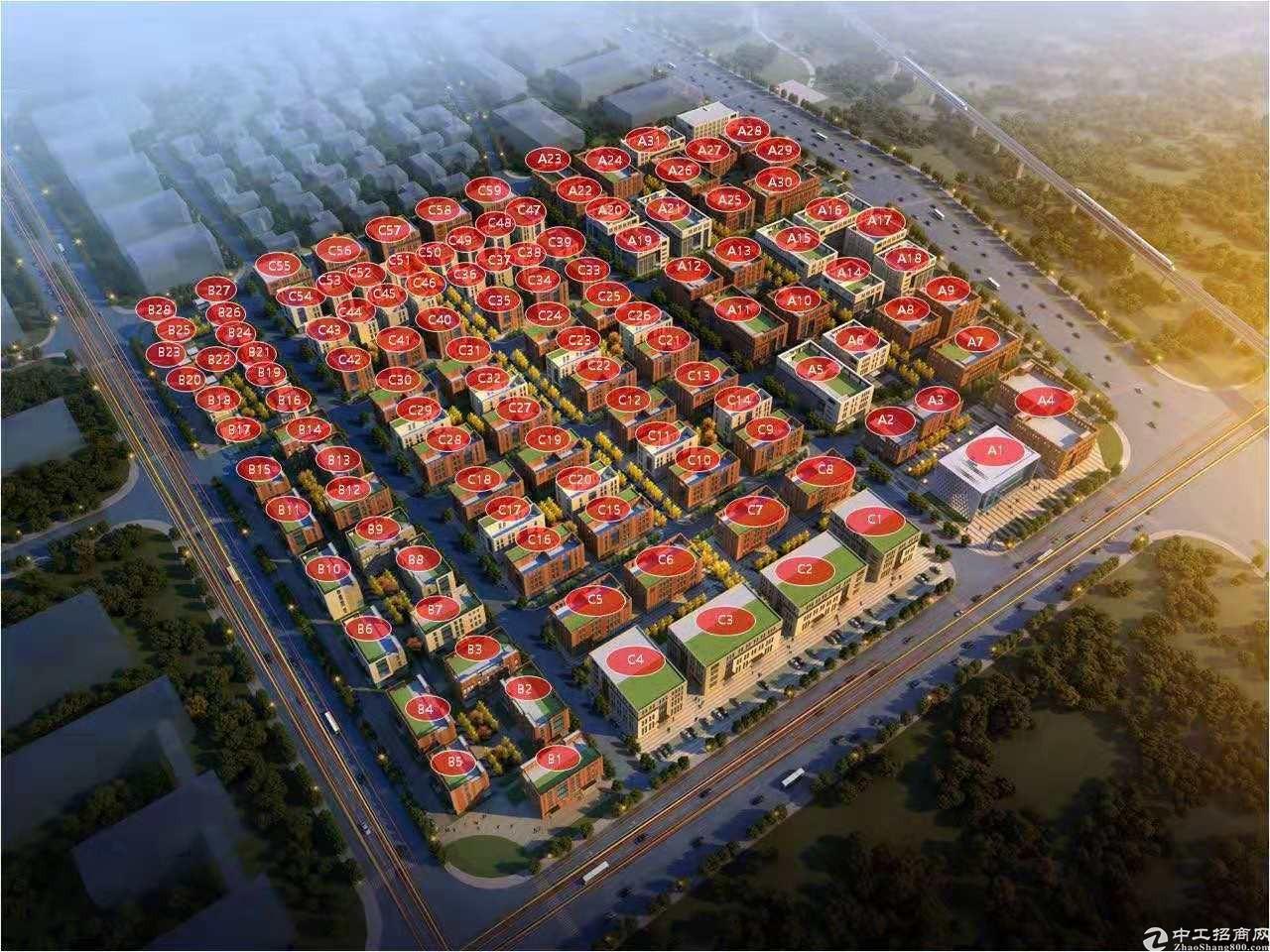 涿州东开发区产业园火热招商