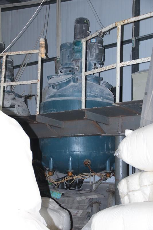 北京某化工厂云石胶、AB胶项目整体转让70万元