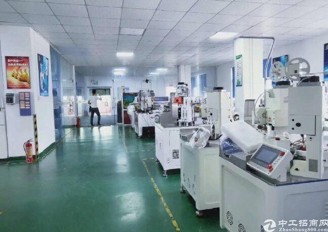 龙岗清湖2000平厂房仓库CNC厂房出租分形象好带装修可分