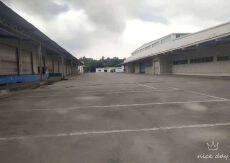 观澜新出一楼厂房8000平仓库出租带标准卸货平台,可分租