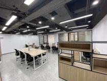 坂田地铁口,精装35至180平,电商办公室出租