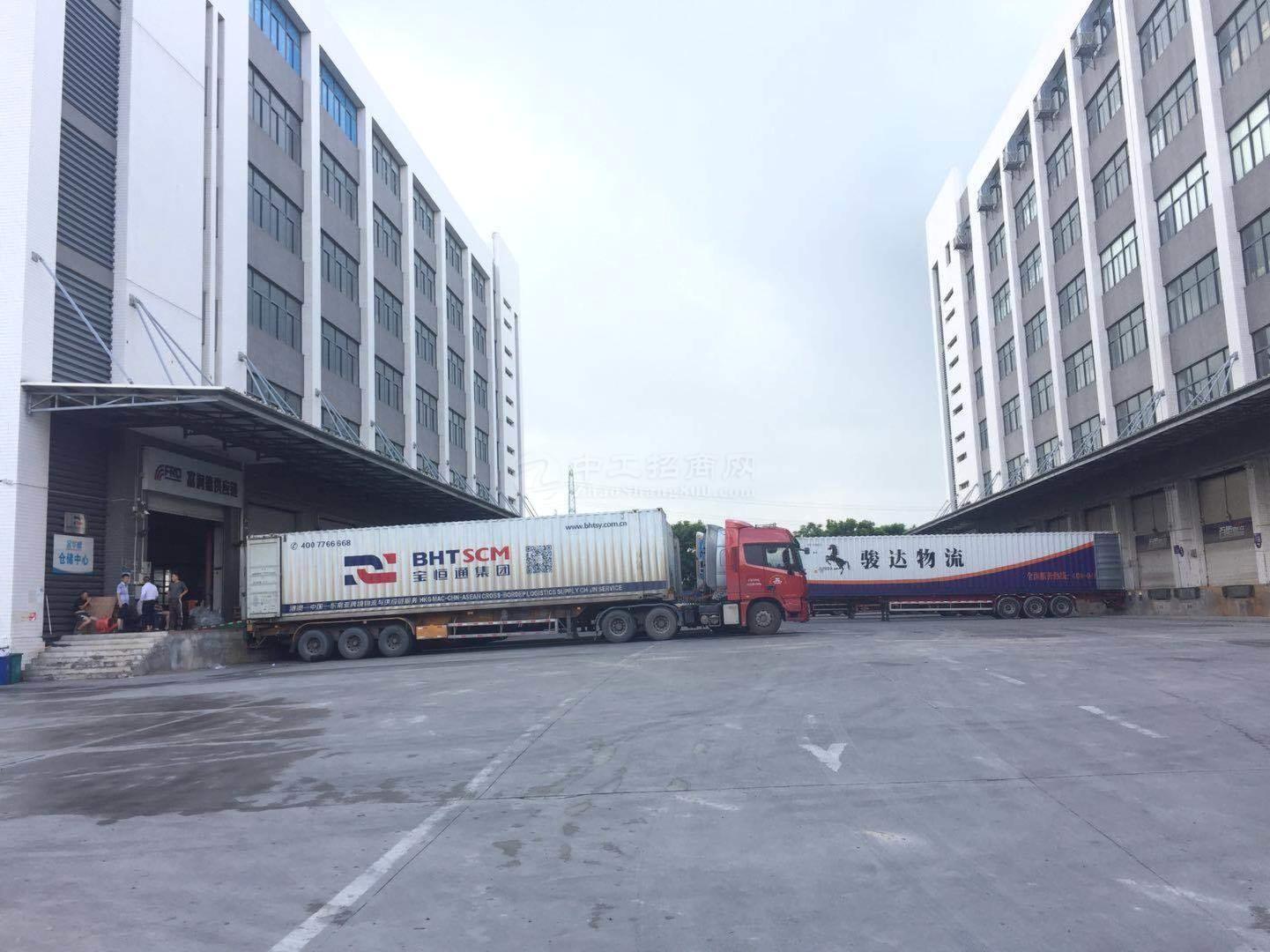 隆大工业园独院30000平,400平起租厂房仓库招租交通便利