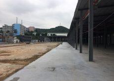 南山西丽大型钢结构千盈带标准卸货平台消防喷淋物流仓库出租