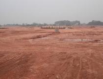 浙江诸暨红本工业用地三通一平100亩可分割出售