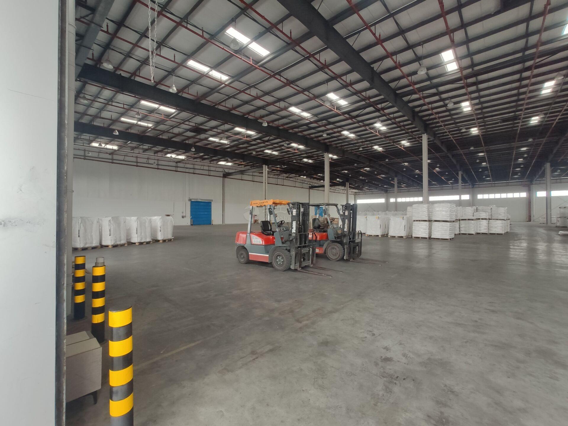 物流仓库3000平米可以分租可以短期租