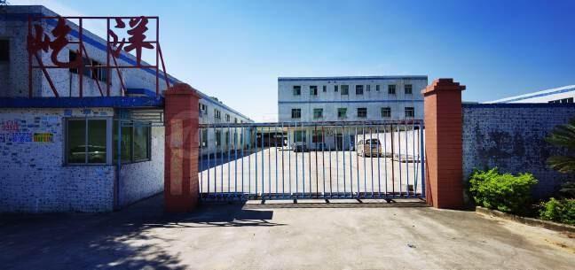 独院钢构厂房3000平方仓库出租滴水7米