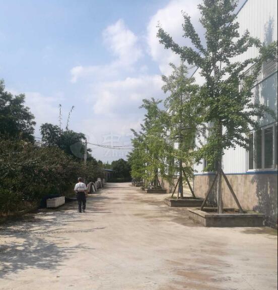 工业园区标准化厂房仓库500平起租价格低可分割