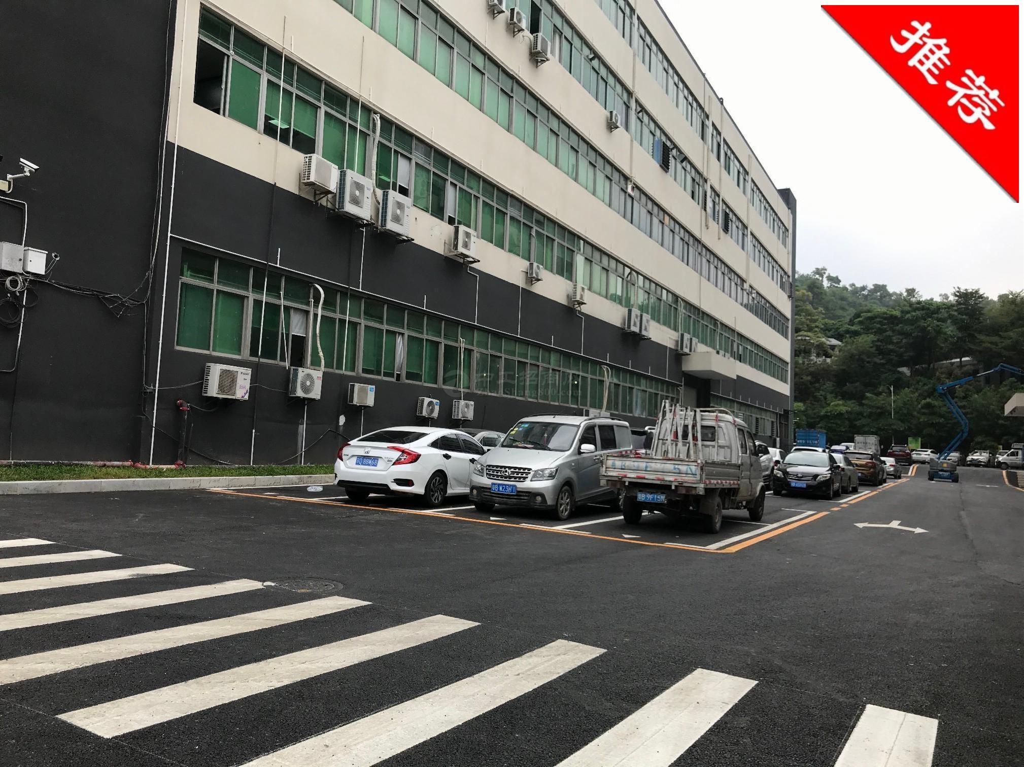沙井马鞍山1楼1200平可分半层600平厂房仓库一楼出租