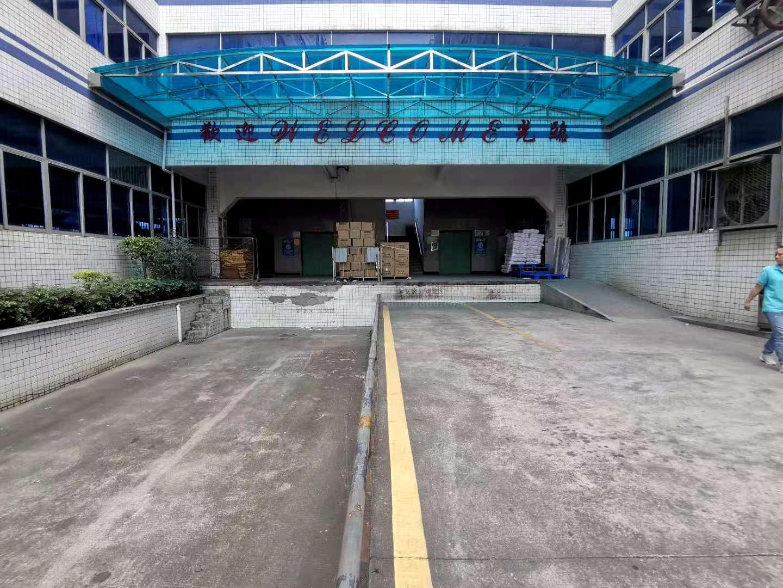 布吉业园厂房/仓库一楼1000平、业主直租带装修空地大可分租