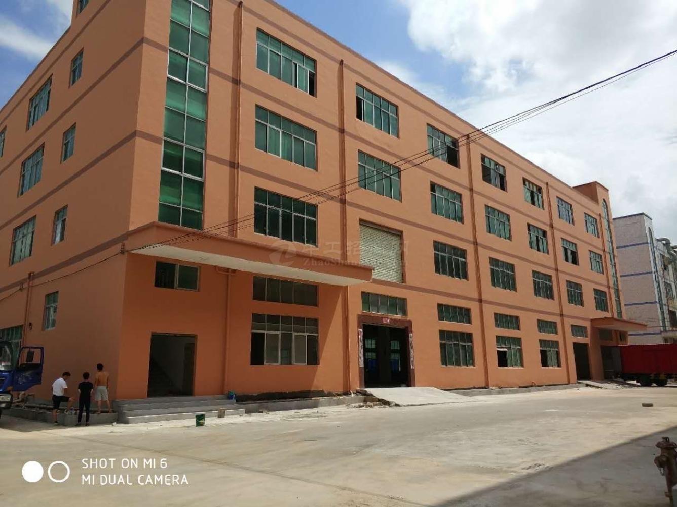 福永6000平米厂房仓库出租大小分租带装修。。