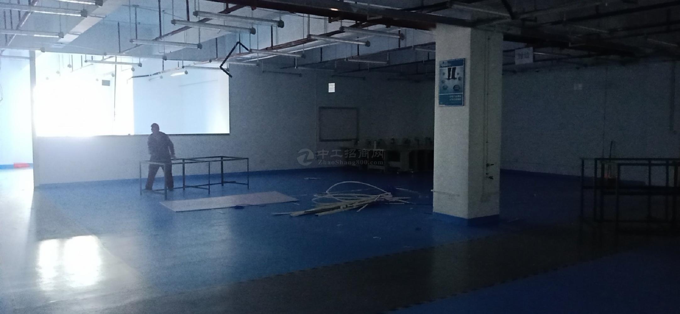 西乡固戍润东晟工业区1000平红本厂房仓库办公室出租使用率高