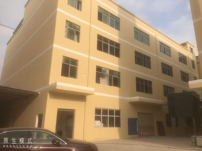 观澜新田花园式小独院厂房4600平出租一楼可仓库办公