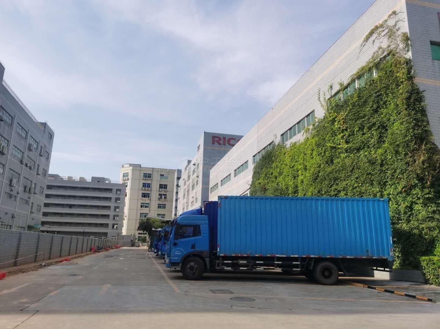 福永工业园招租一楼物流仓库厂房3000平方出租公摊小空地大
