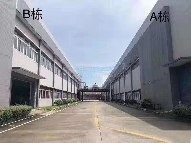 郑州高新区钢结构厂房仓库招租2600平水电现成