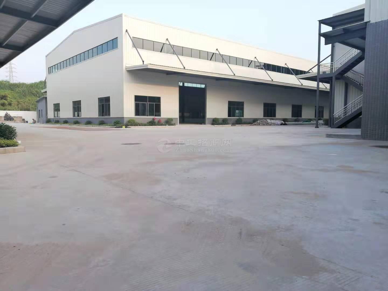 龙东爱南路边独门独院钢结构厂房800平方仓库出租分租
