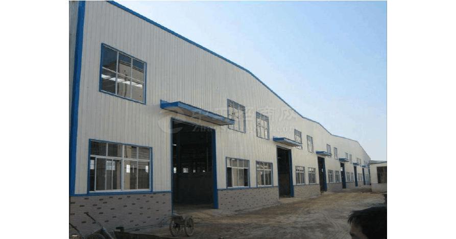 新建厂房及仓库,宽敞明亮,水、电、气齐全,交通便利