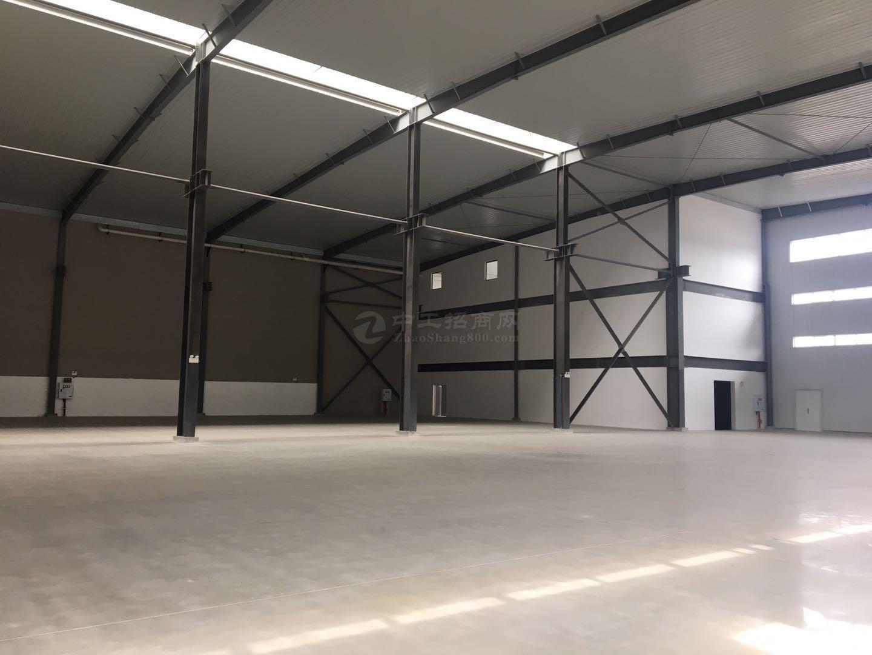 上作小学1500平方钢结构厂房仓库出租