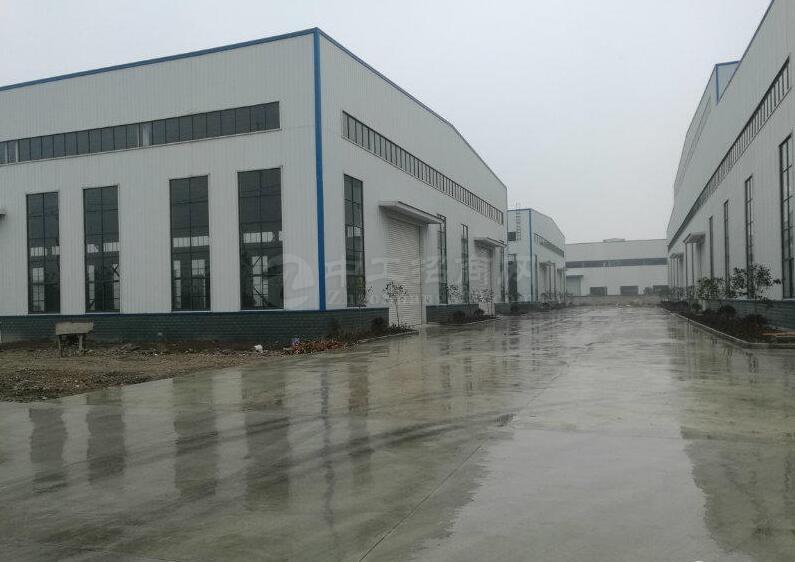 创业园5000平方全新标准厂房仓库可分租