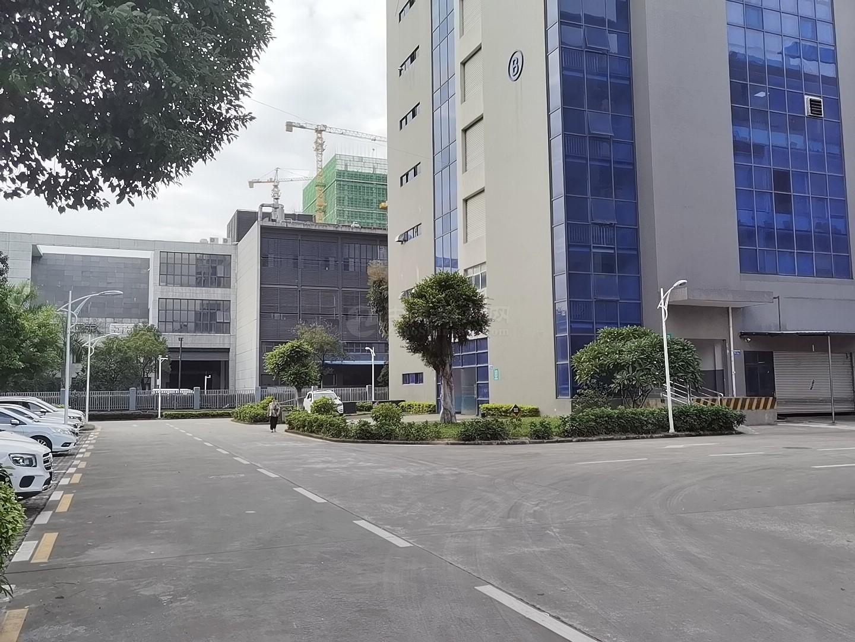 500平起分龙岗宝龙独院工业园6万平精装厂房仓库出租一楼厂房
