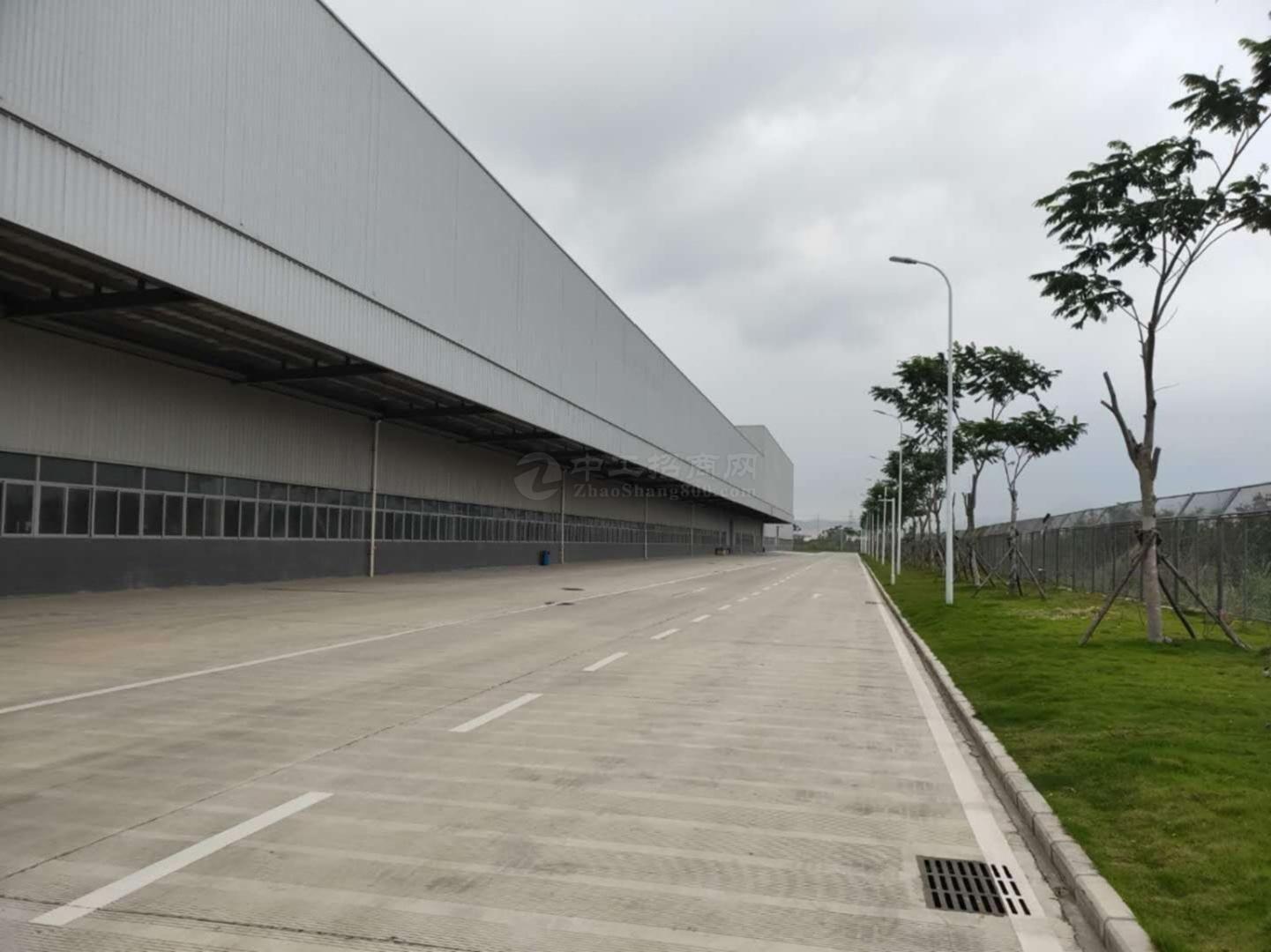 布吉坂田标准厂房物流仓库,20000平厂房出租,面积大小可分