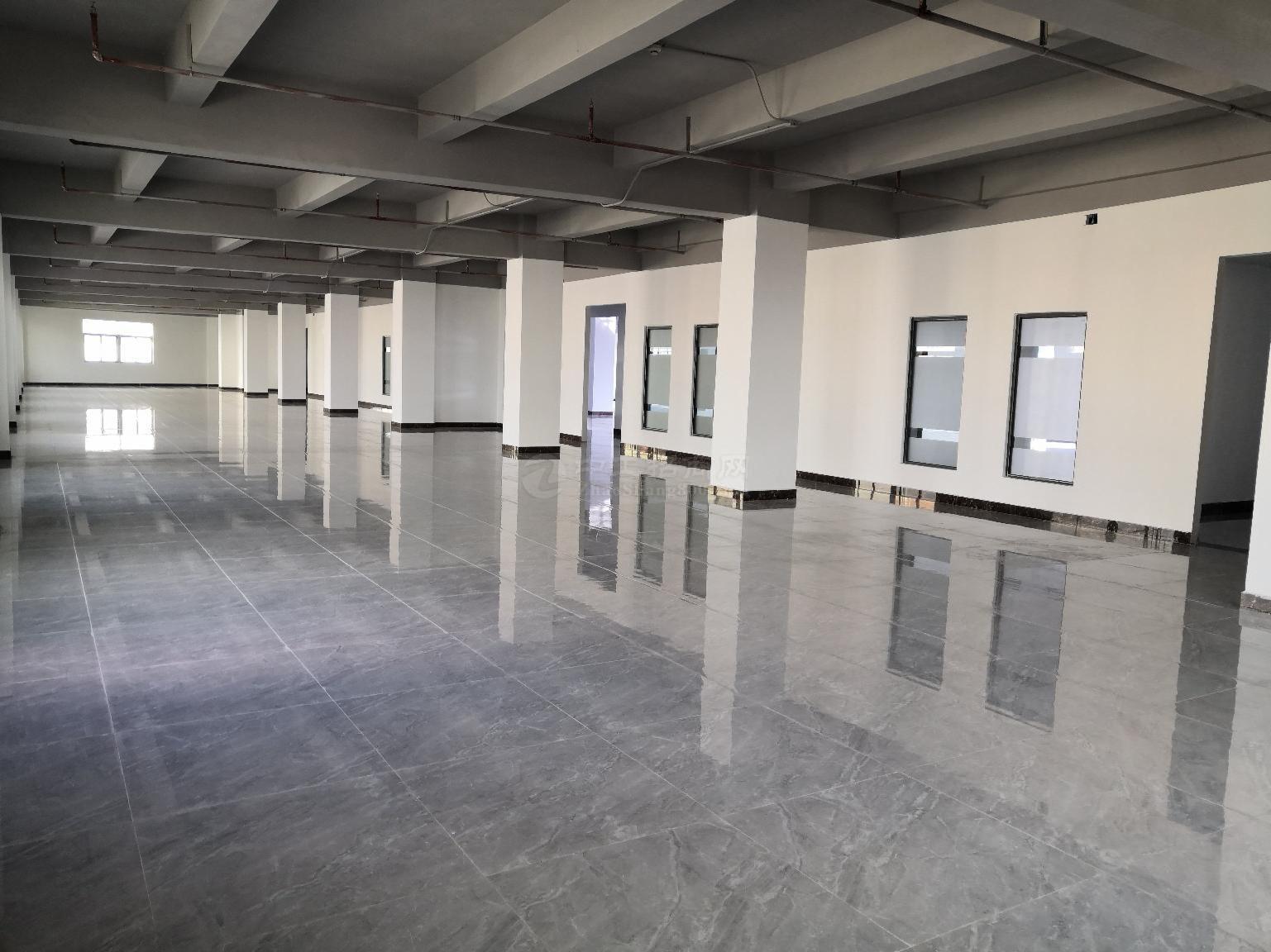 西乡银田带装修写字楼厂房仓库80平至2000平可自由组合