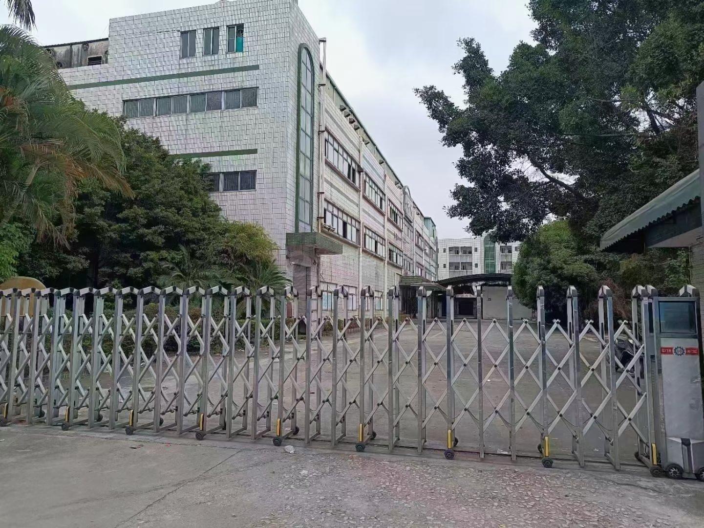 石岩6000平原房东厂房仓库实际面积出租独门独院