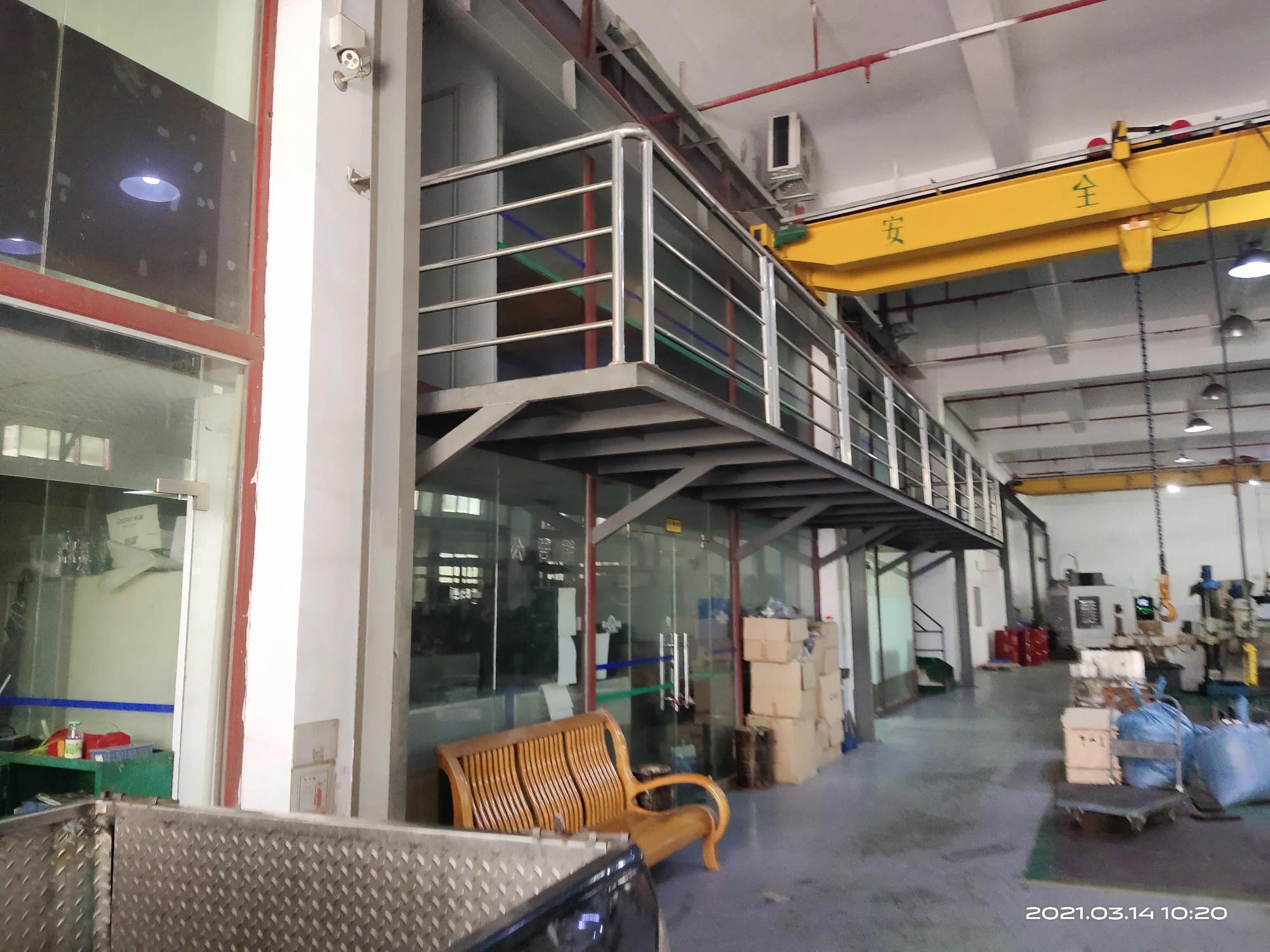 松岗惠明盈工业园一楼1500平原房东独院仓库厂房出租可分租