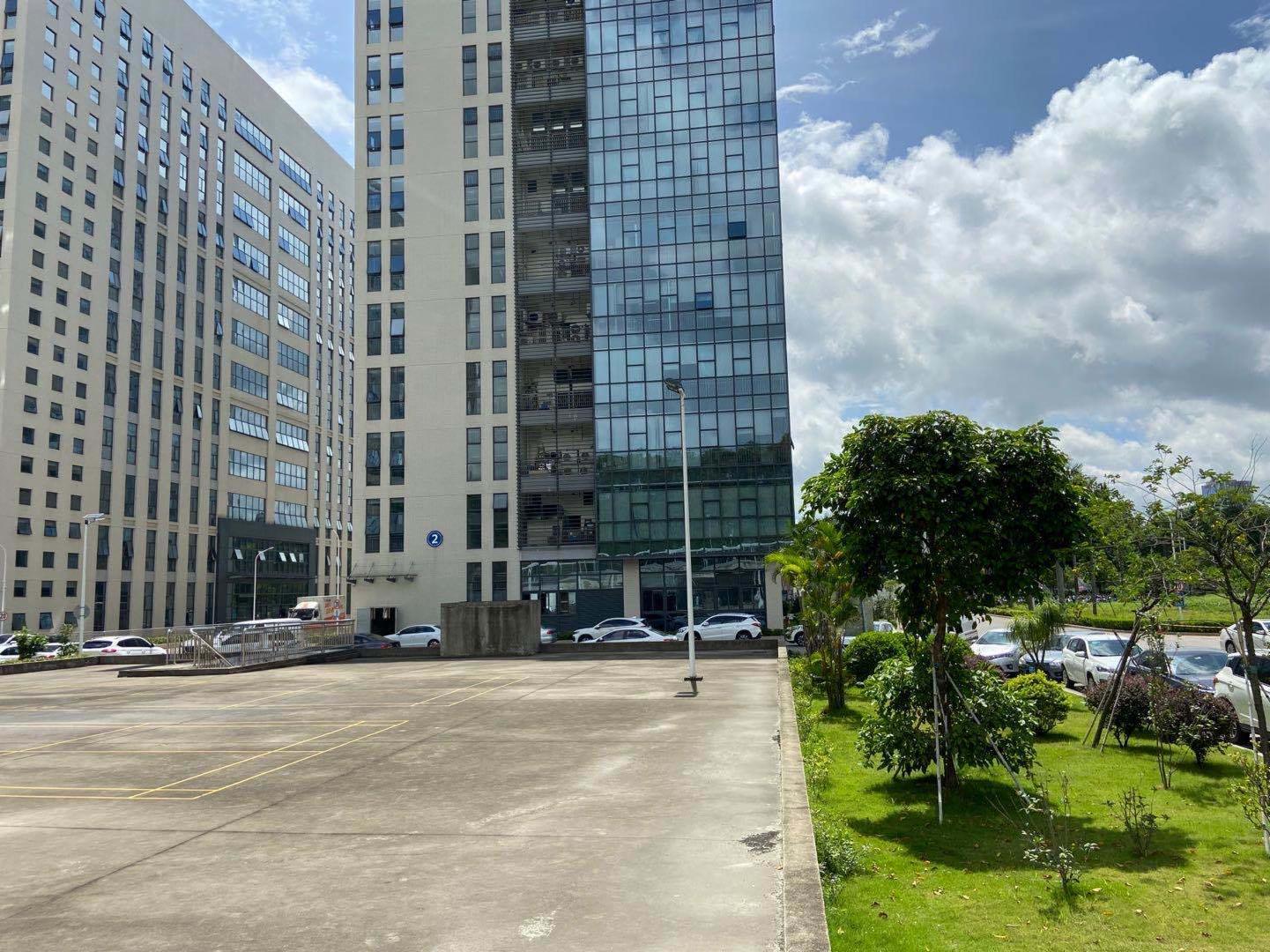 坪山医疗产业园4800平厂房出租可分租独门独院一楼仓库出租