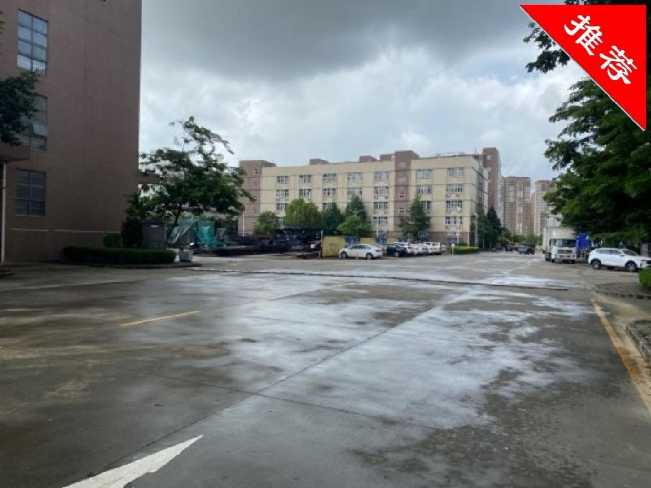 龙华清湖工业园2万平厂房出租200平起分租一楼仓库物流快递