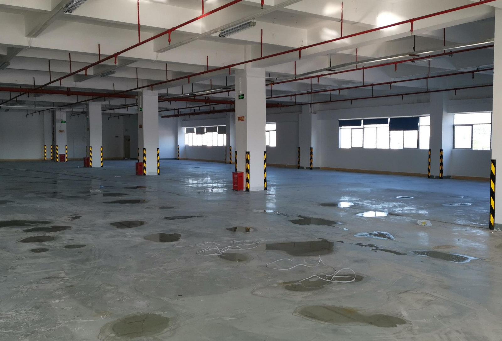 出租宝安机场附近3000千平厂房、仓库