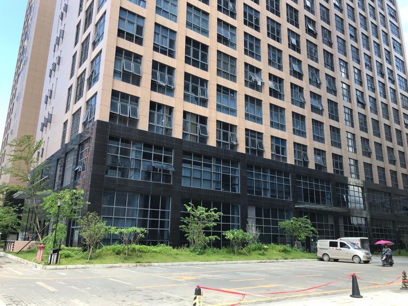 松岗科技园200平至整层3370平厂房办公室一楼8米仓库出租