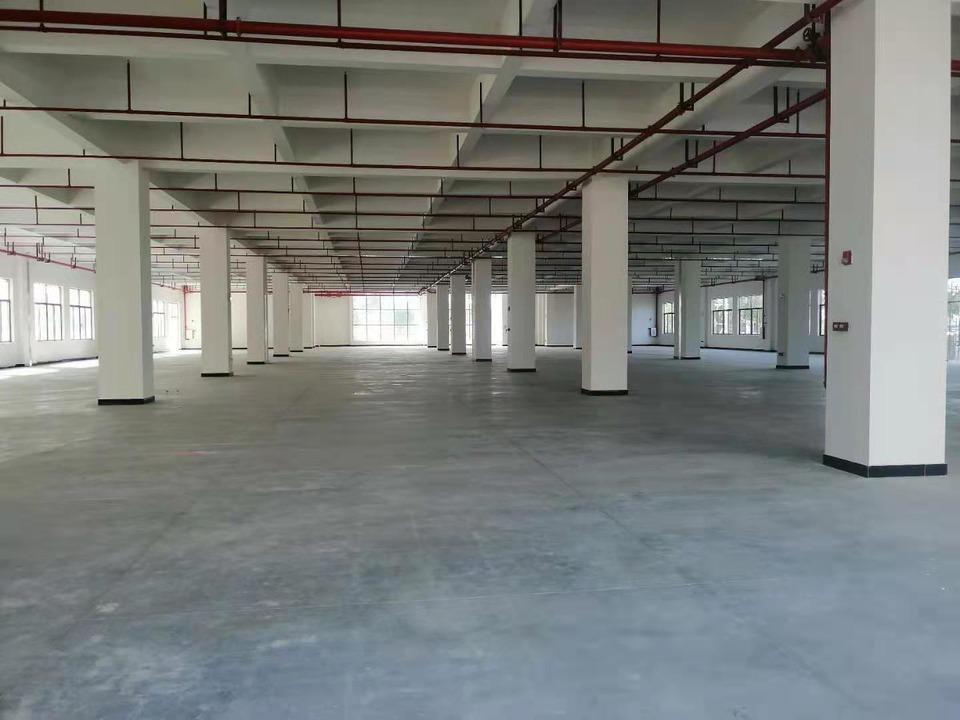 地铁口300平起租达尔讯工业园1万平厂房仓库带装修出租