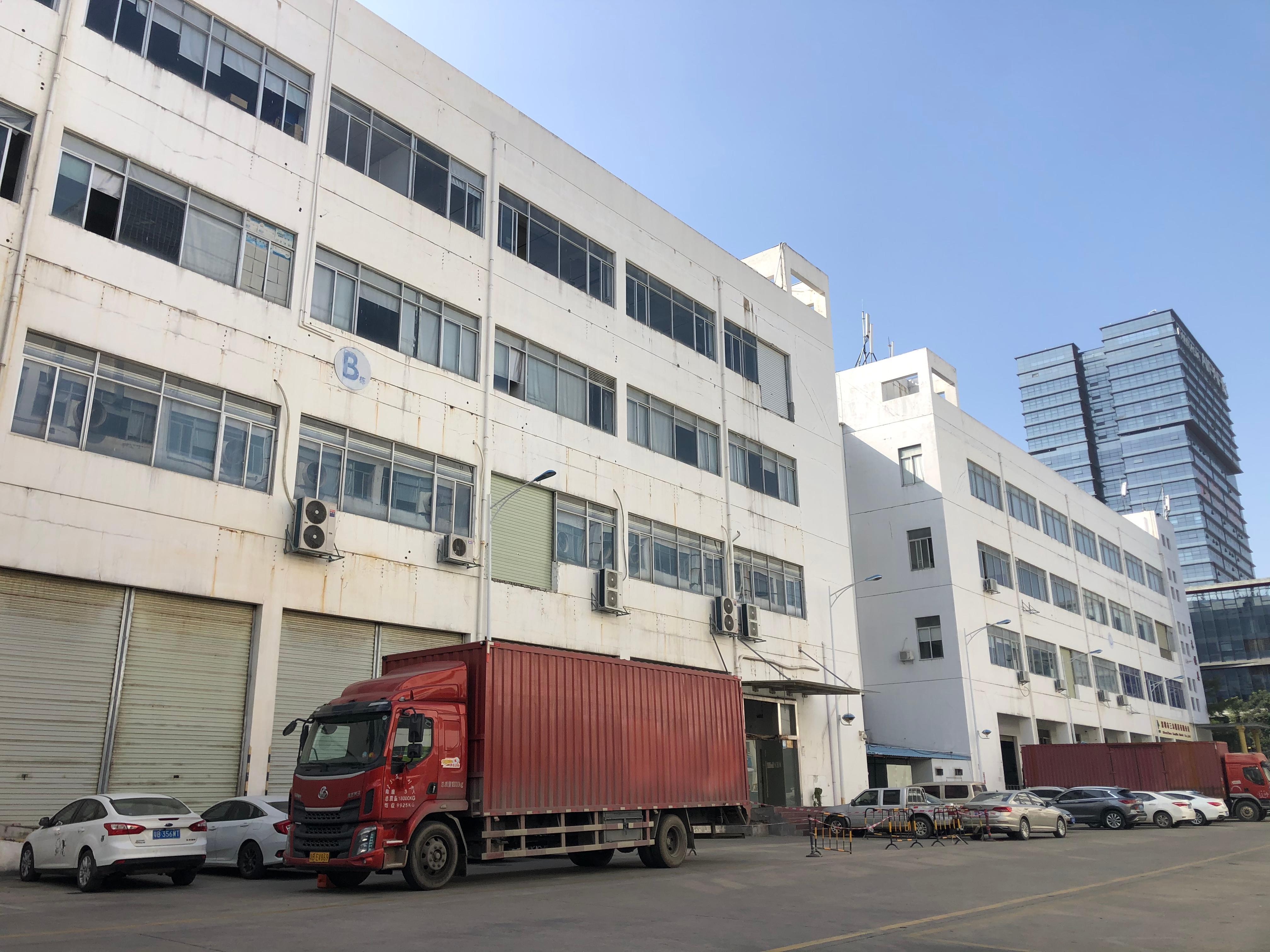 坪山工业园新出3000平一楼二楼厂房仓库出租大小可分租
