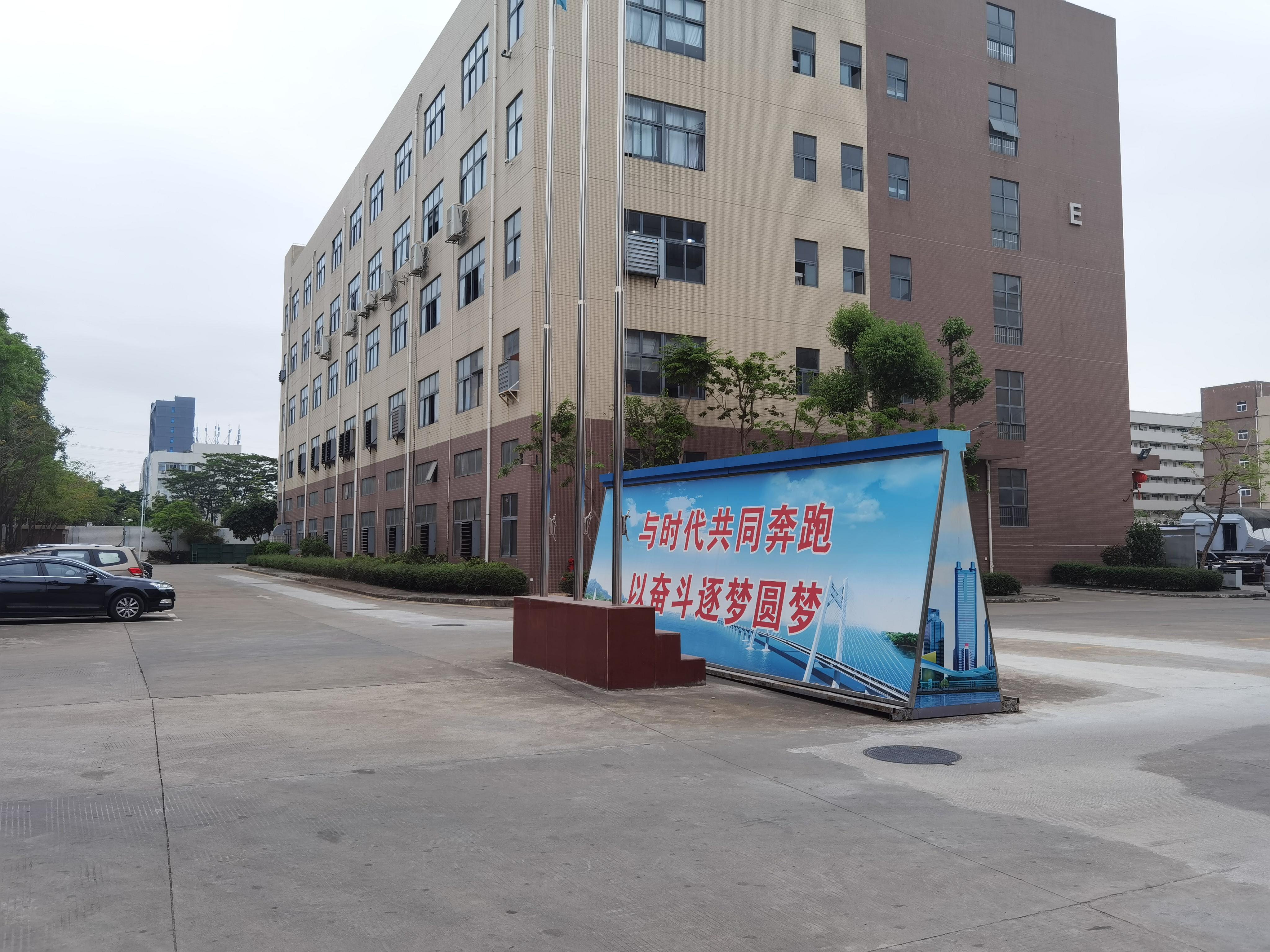 宝龙原房东工业园2100平精装修厂房仓库出租办公电子电商研发