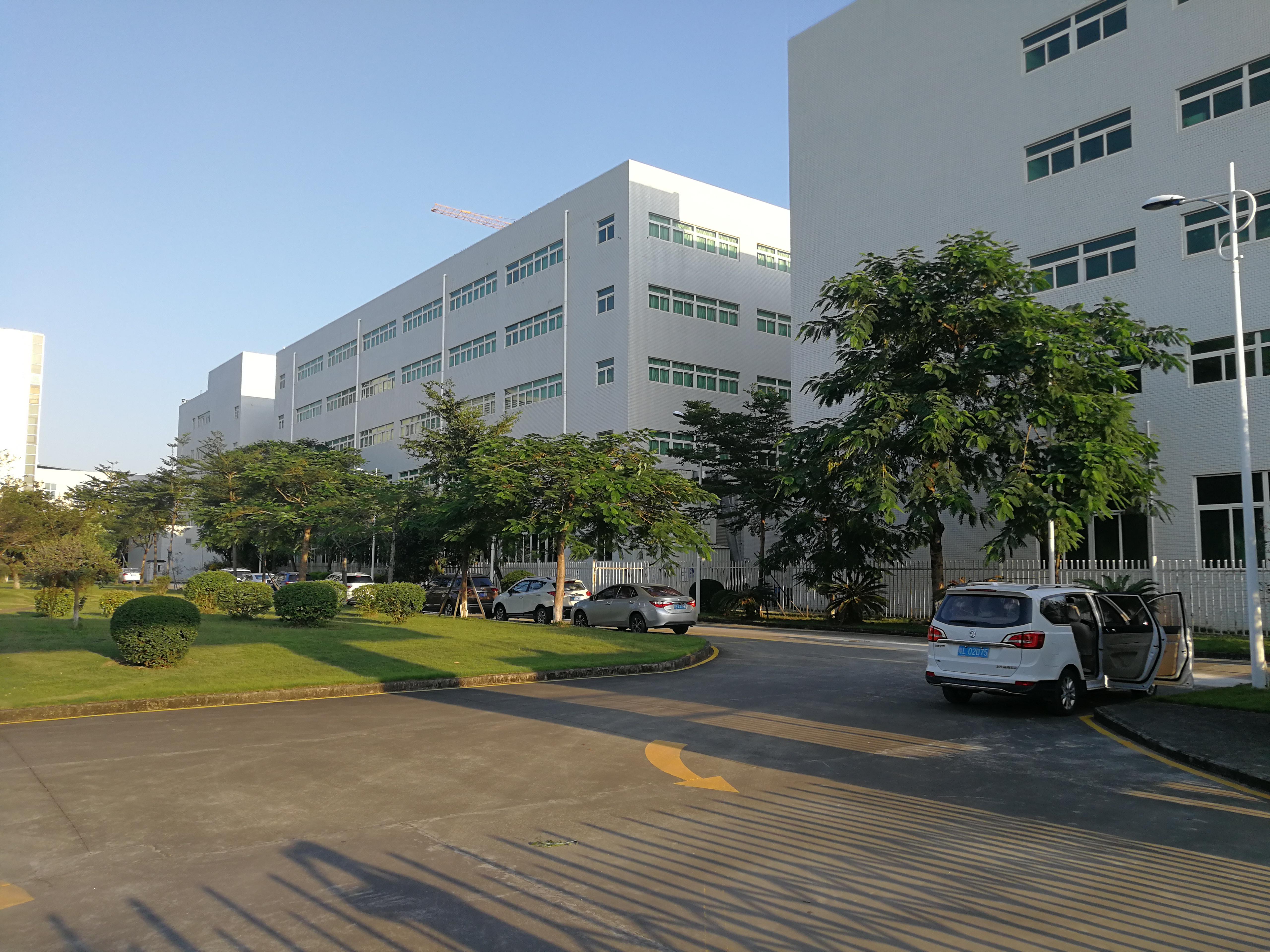 宝龙地铁口工业园980平豪华装修办公电商厂房仓库出租,可分租