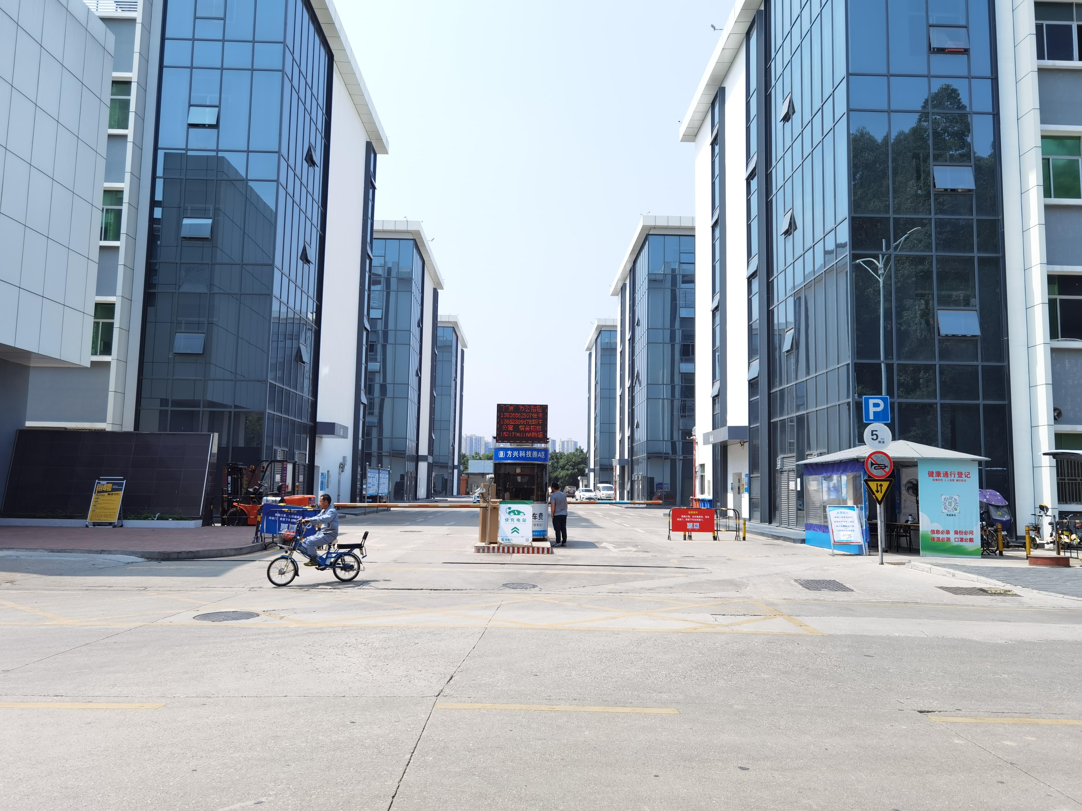 百鸽笼地铁站创意园100至1300平精装修办公室电商仓库出租