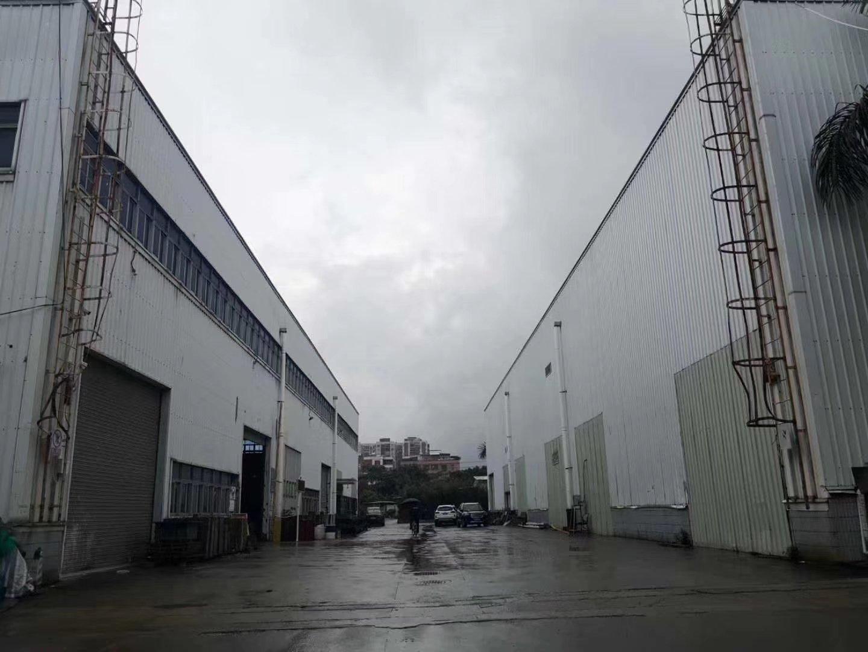 坂田一楼1000~4000平厂房办公电商仓库物流可分租